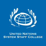 United Nations System Staff College logo